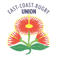 East Coast Rugby Union logo