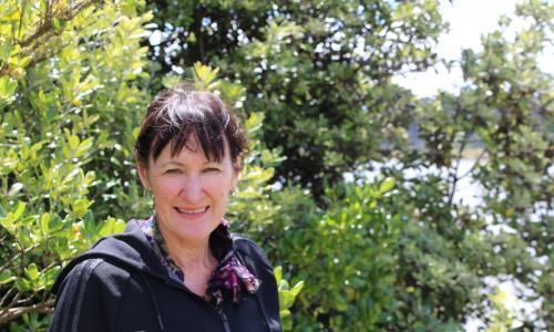Beverley Murray (Development Consultant, Tairawhiti Te Tumu Paeroa office)